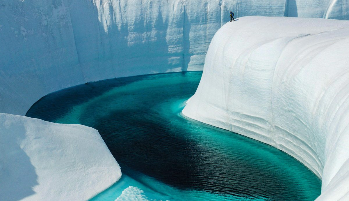 How Chasing Ice micro-targeted film viewers to affect real change
