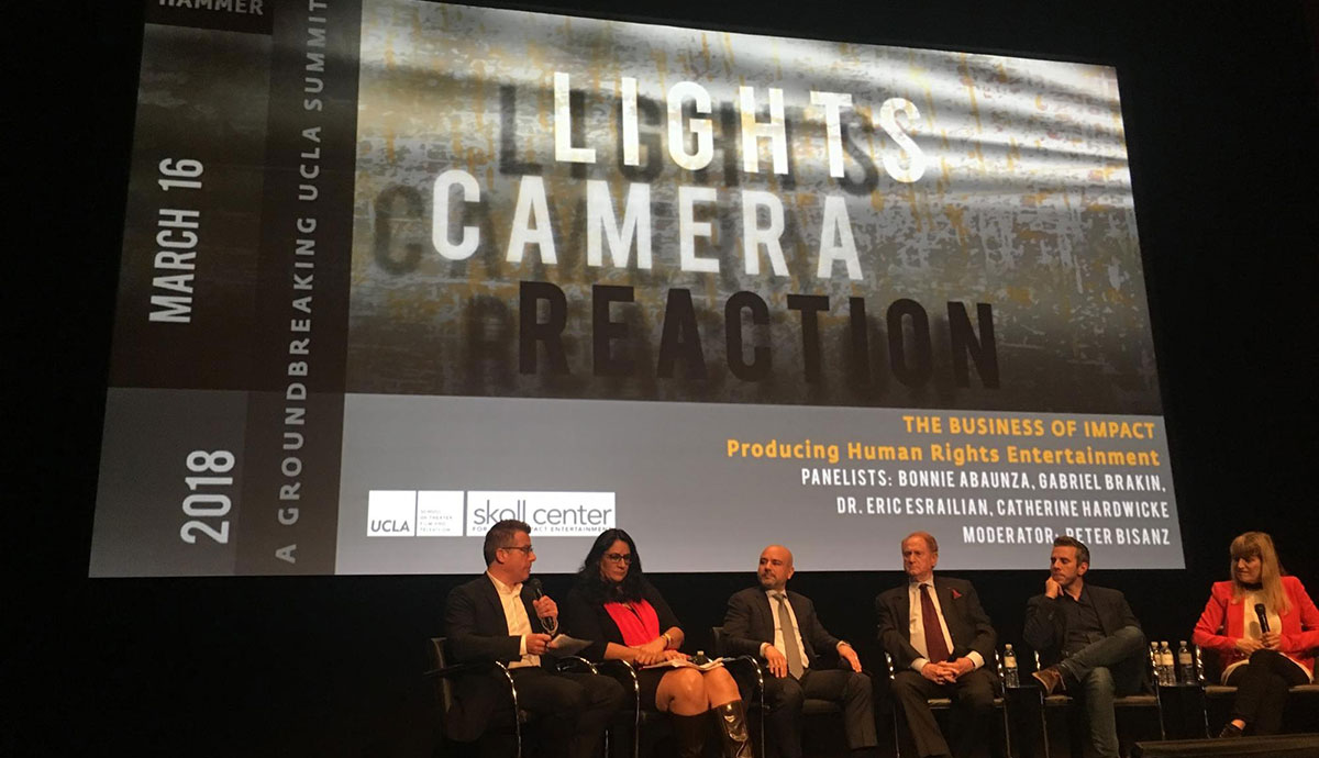 Lights Camera Reaction Summit